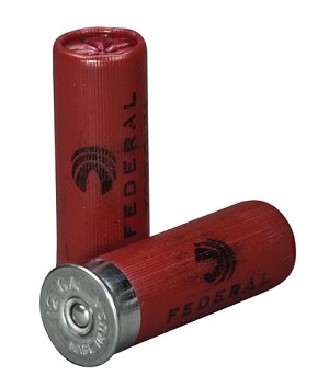 <b>Federal</b><br>Target Load Shotgun Ammunition